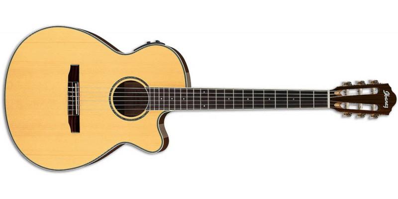 Ibanez AEG10NII-NT - gitara elektro-akustyczna