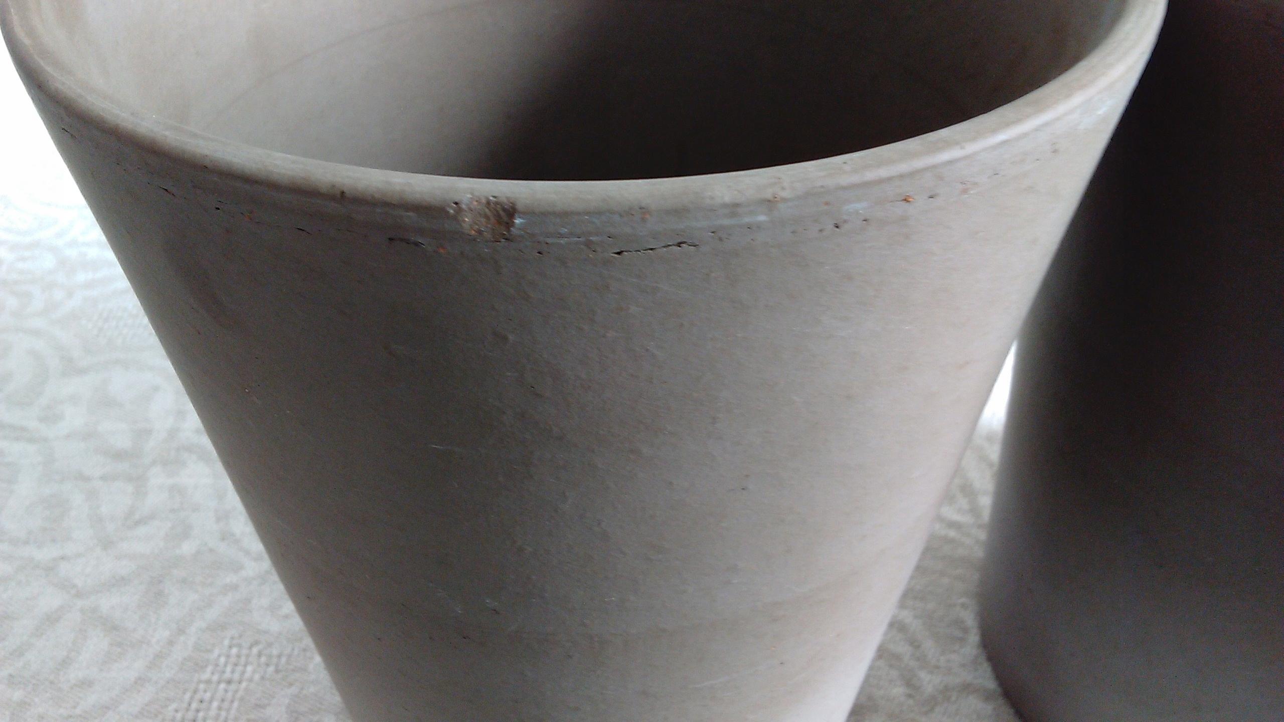Ikea Doniczka Osłonka Ceramiczna Gliniana 2 Szt 8095476764