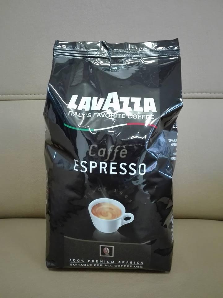 KAWA LAVAZZA Espresso 1 KG ZIARNO ŁÓDŹ