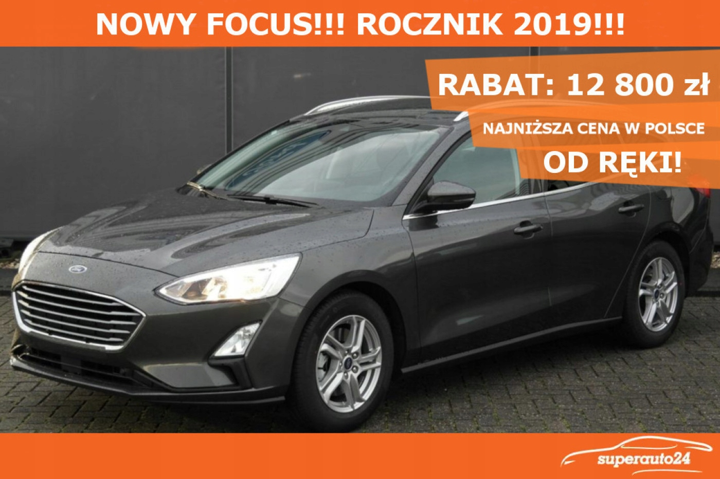 Ford Focus 1.5 EcoBoost 150KM'Trend