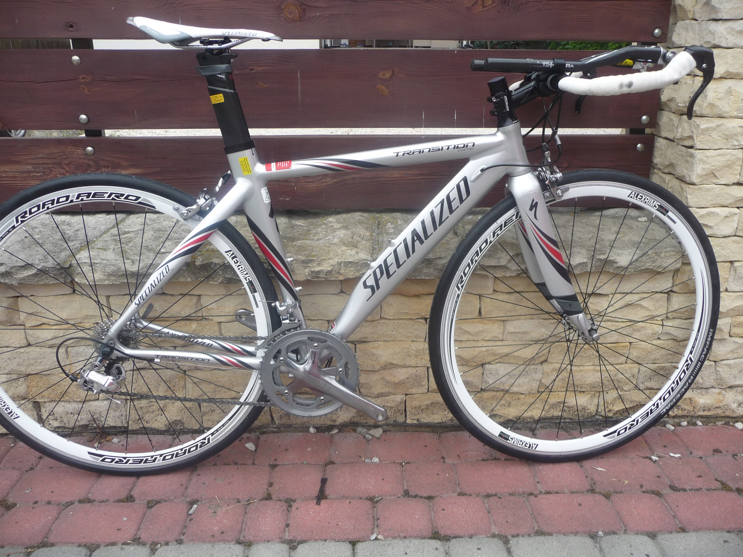 SPECIALIZED TRANSITION,FULL CARBON