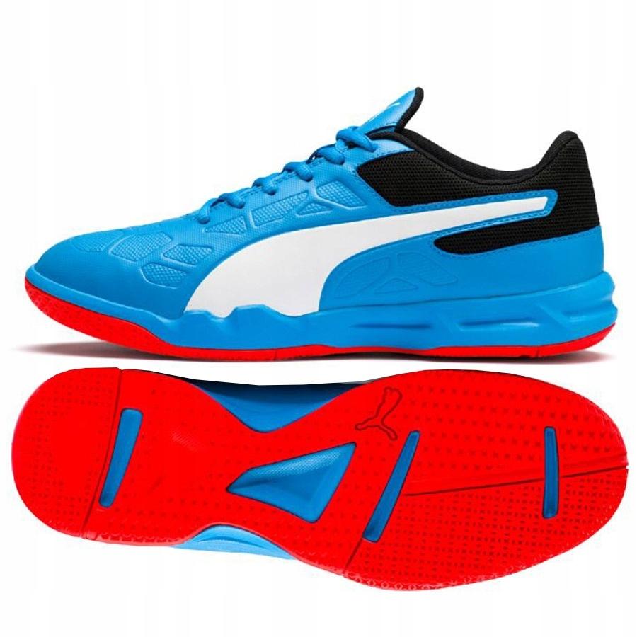 Puma RISE XT FUSE 1 Obuwie do piłki ręcznej bleu azur
