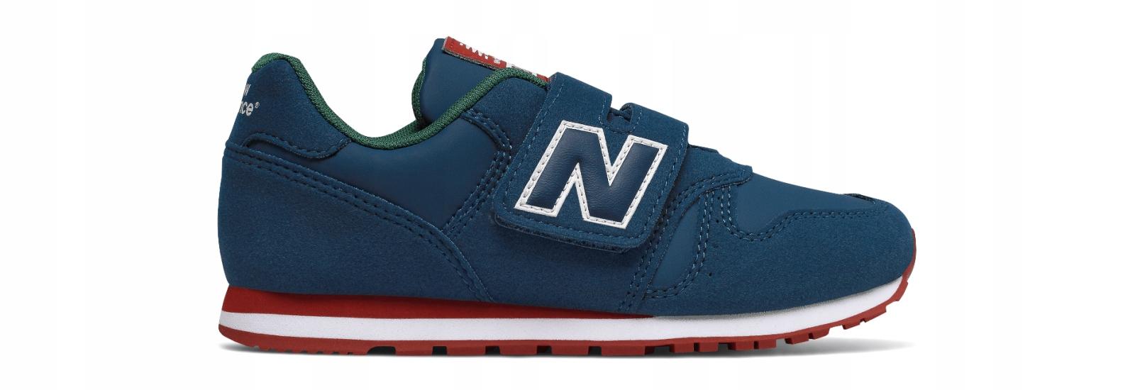 Buty dziecięce New Balance KV373PDY r. 33,5
