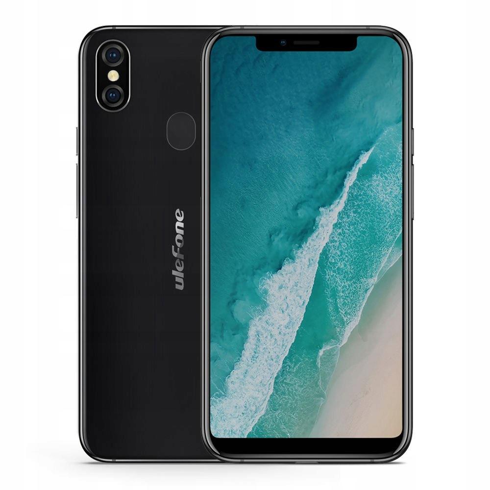 Smartfon Ulefone 5,85' UF-UX LTE DualSIM 64GB A8.1