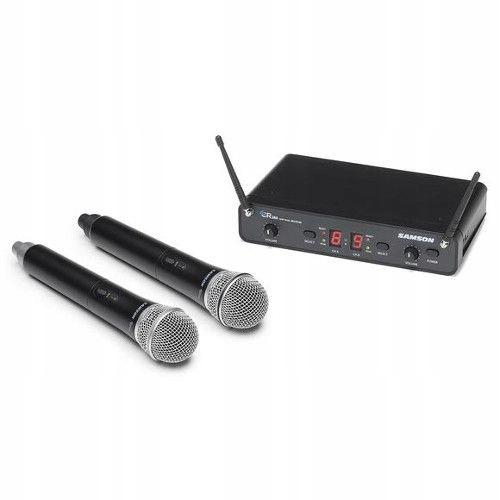 Samson Concert 288 Handheld podwójny system