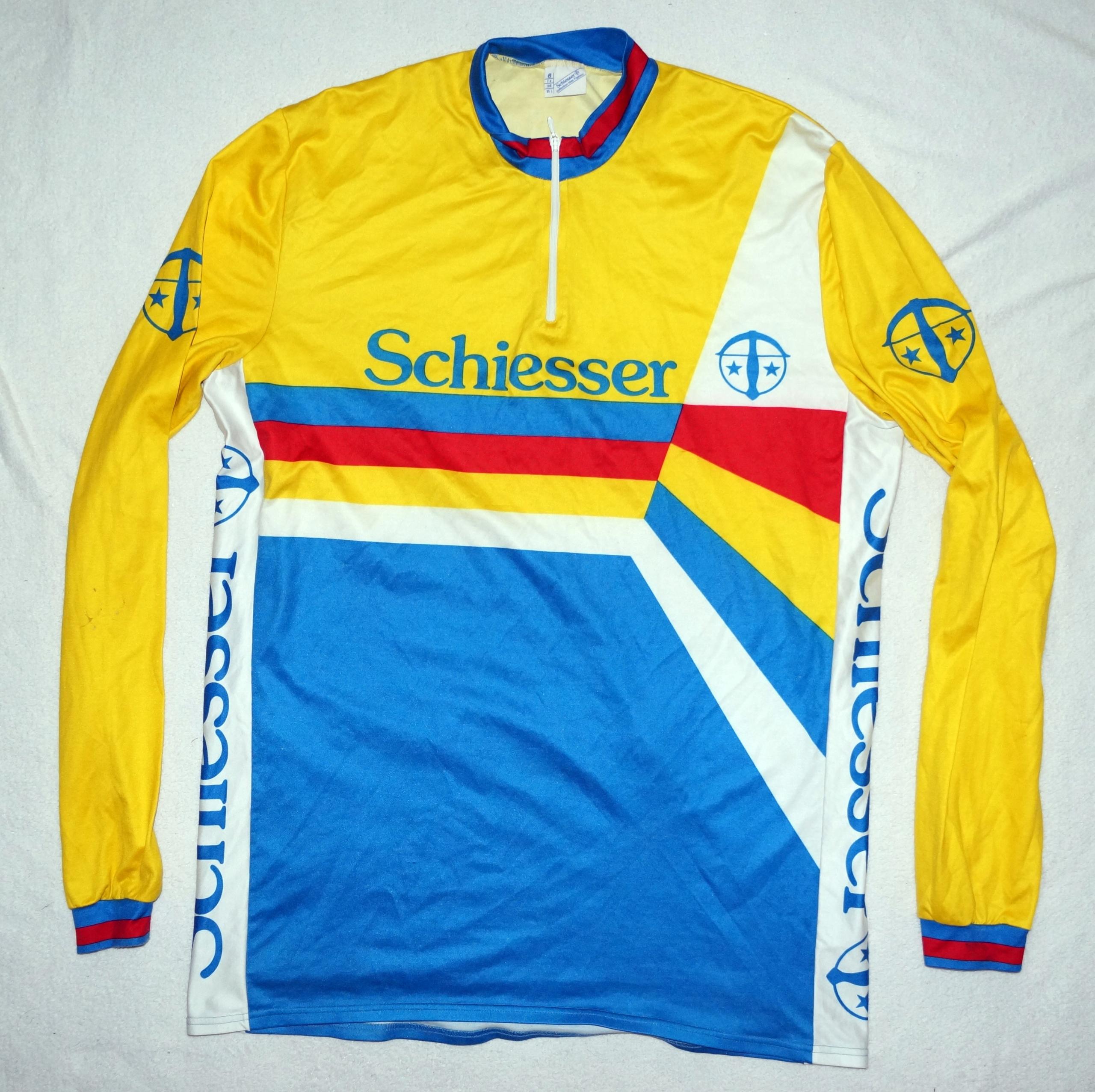 Schiesser bluza rowerowa rozmiar M / L