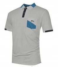 Slazenger Koszulka Polo Plain L