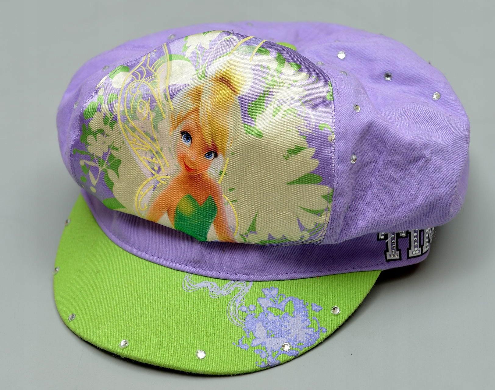 czapka z daszkiem disney on ice dzwoneczek 56