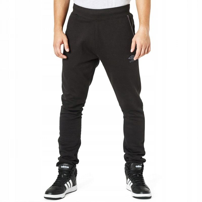 UMBRO (S) FLEECE JOGGER spodnie dresowe dresy