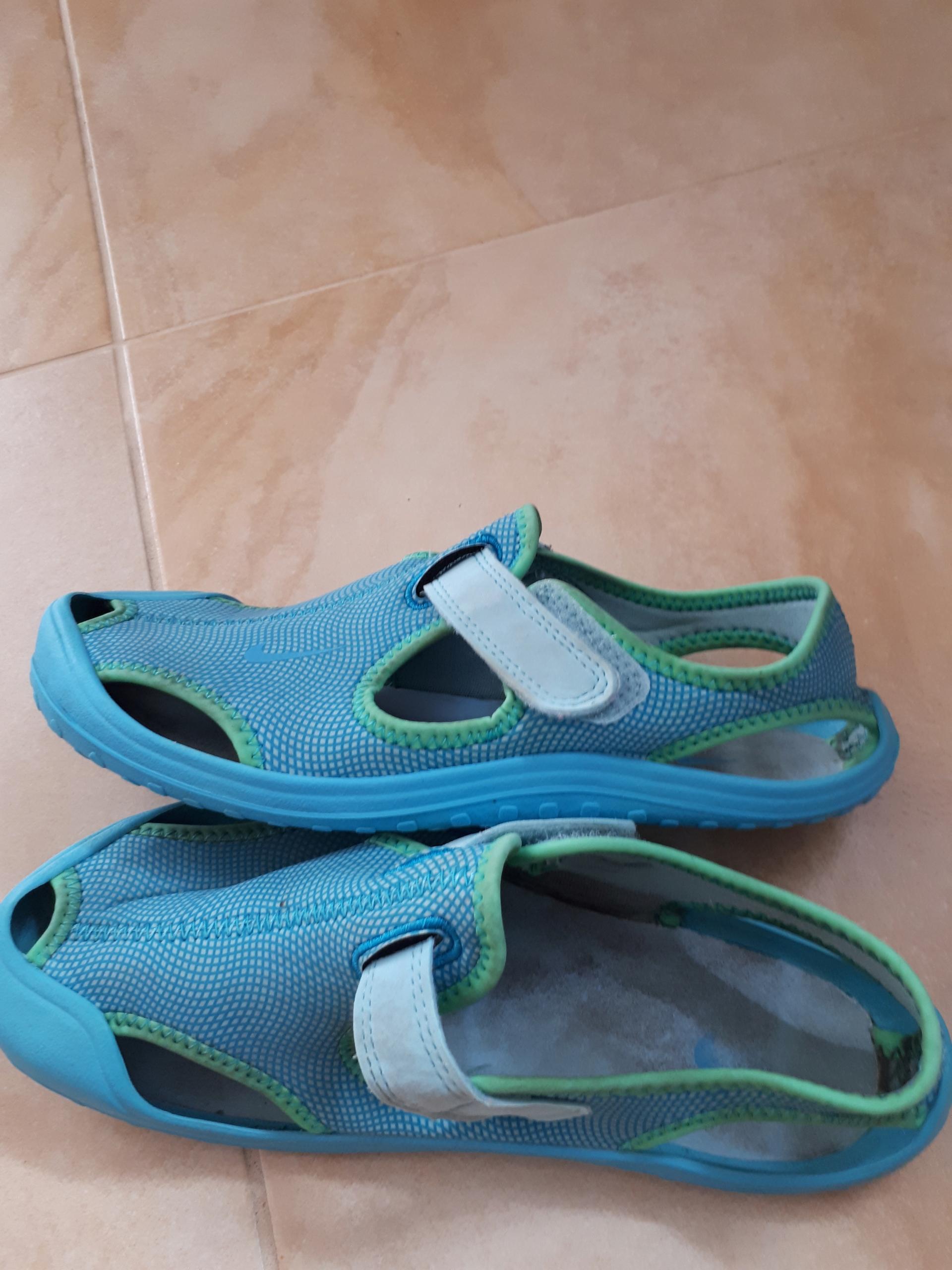 Nike sandały sportowe r. 35