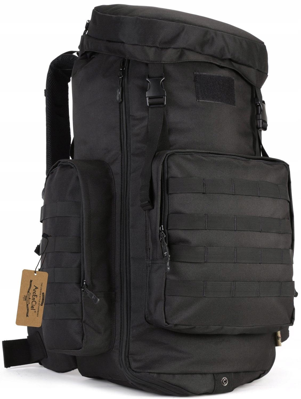 ArcEnCiel 85L Plecak Wojskowy Taktyczny Podróze