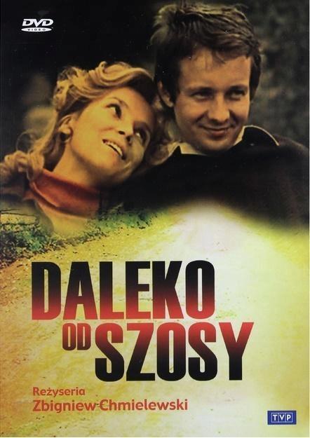 DALEKO OD SZOSY (4 DVD), PRACA ZBIOROWA