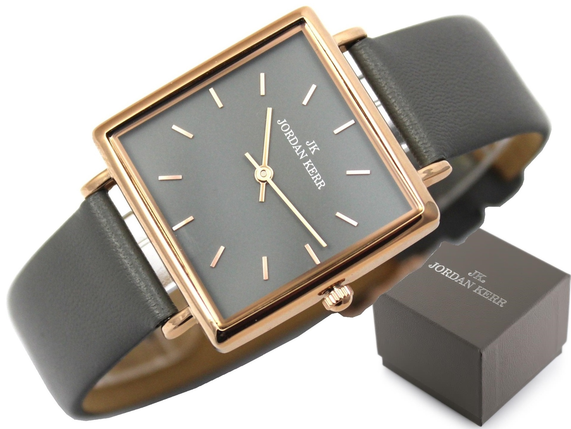 zegarek damski Jordan Kerr Quadra KOLORY + PUDEŁKO