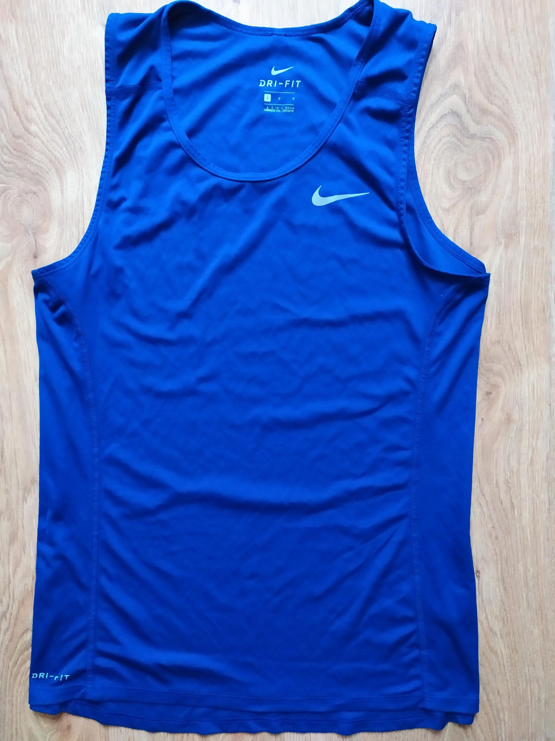 koszulka Nike Drifit L bdb+