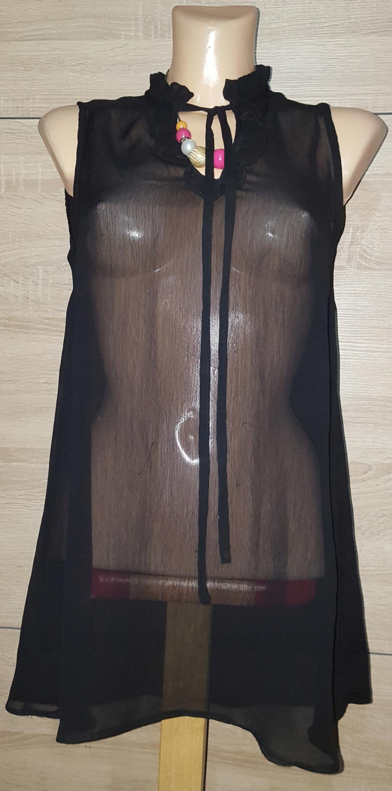 Bluzeczka damska zwiewna ATMOSPHERE rozmiar 36.