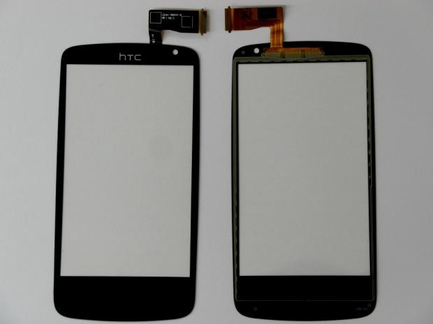 NOWA SZYBKA DOTYK HTC Desire 500 +KLEJ FVAT23