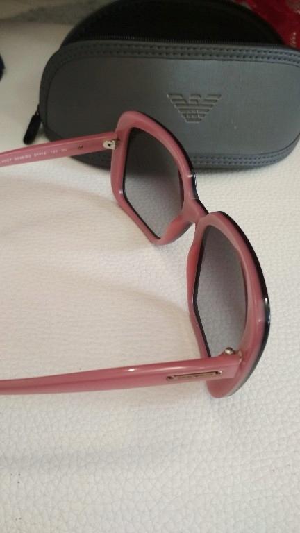 Armani okulary przeciwsłoneczne logo cudo okazja
