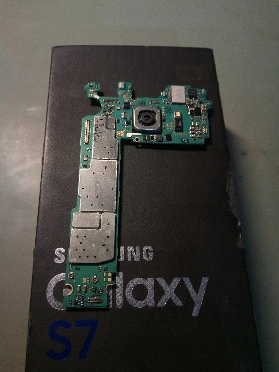 Płyta Główna Samsung S7 100% sprawna z pudelkem