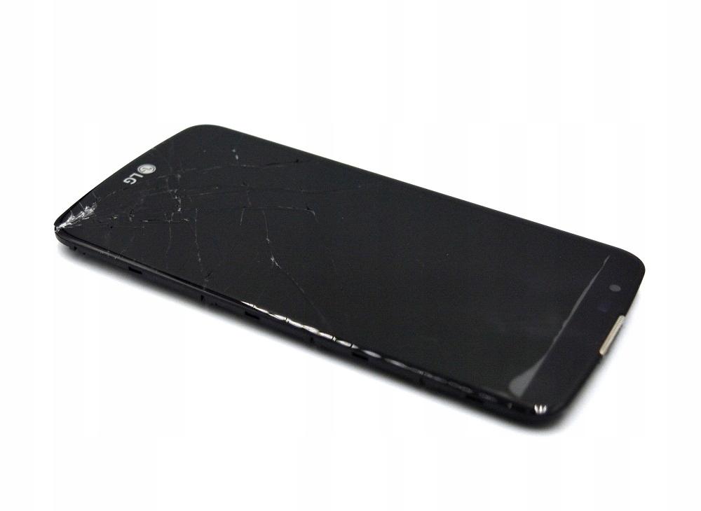 ORYGINALNY WYŚWIETLACZ LCD RAMKA DO LG K10 K430