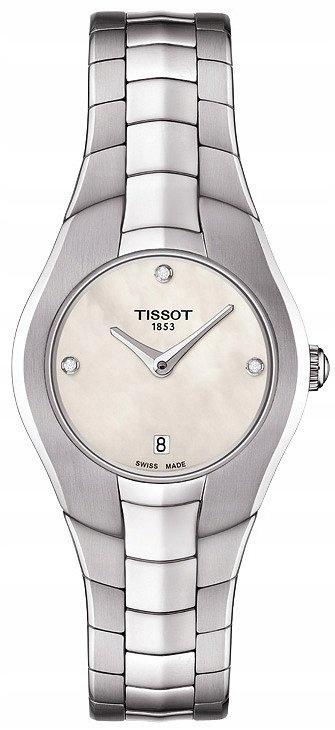 Zegarek Tissot, T096.009.11.116.00, T-Round