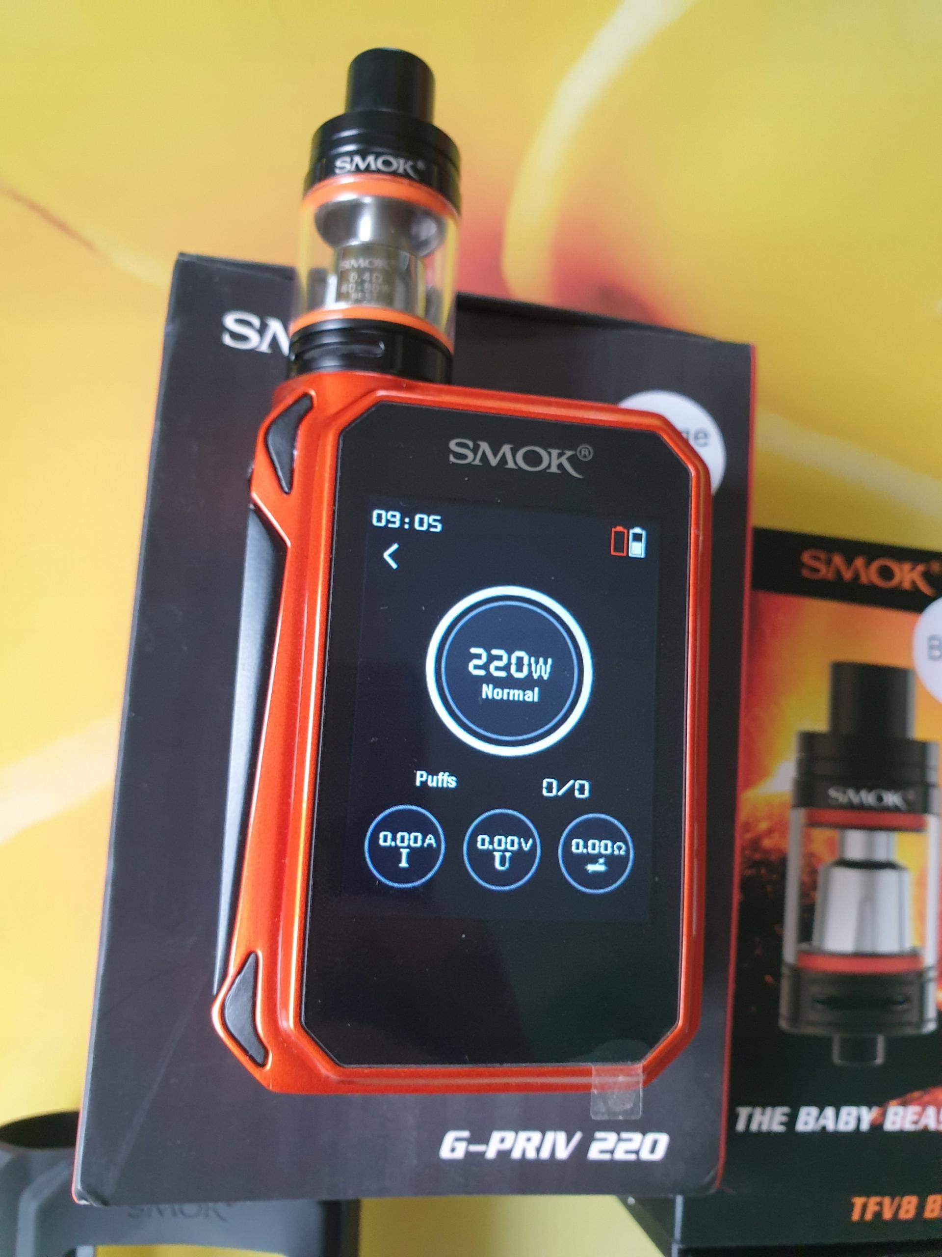 Box Smok G Priv 2 230w 7673218624 Oficjalne Archiwum Allegro