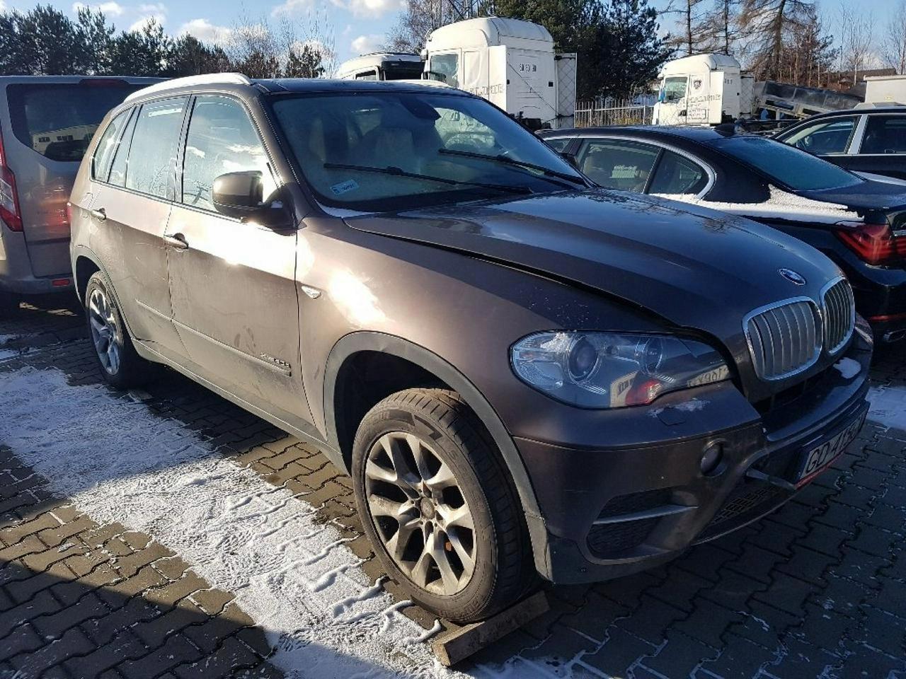 BMW, X 5 [E70] 07-13, X5 4.0d xDrive
