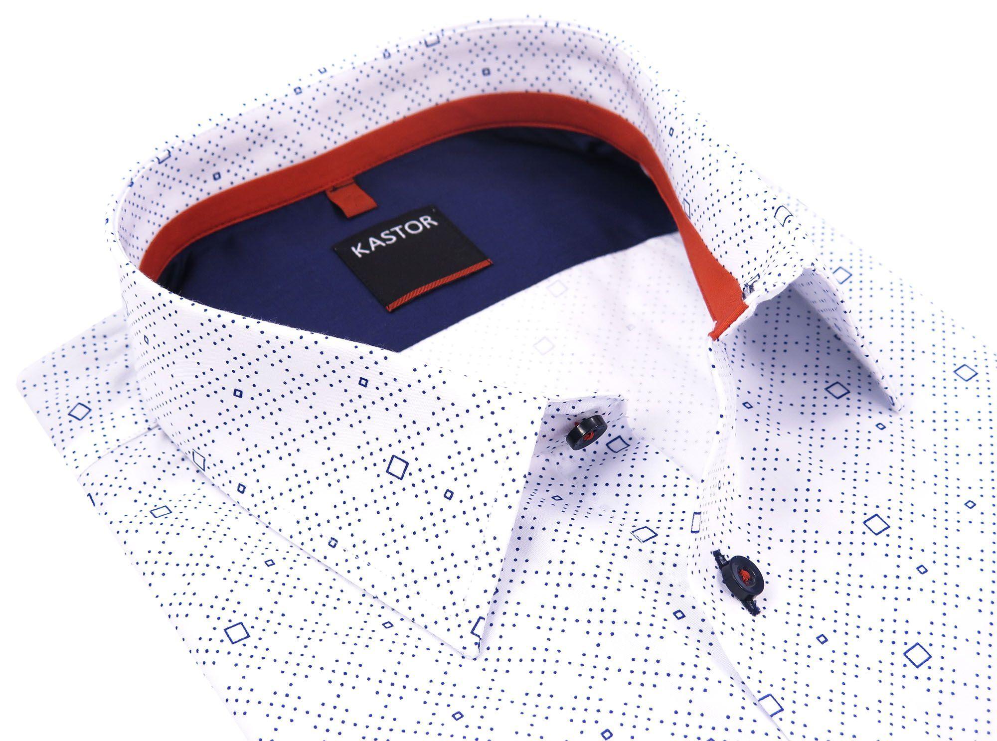 ca3499dba Biała koszula męska KASTOR K46 188-194 43-REGULAR - 7034455004 ...
