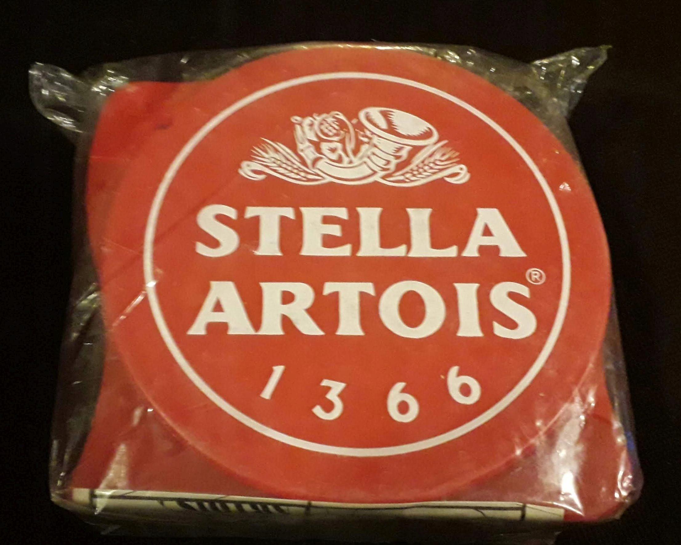 Stella Artois pudełko na płyty