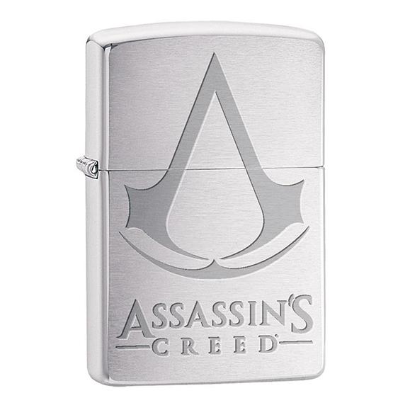 ZIPPO Assasin's Creed + benzyna + Twój grawer