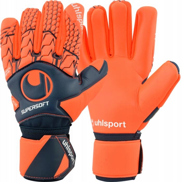 RĘKAWICE NEXT LEVEL SUPERSOFT UHLSPORT R. 9 PROMOC
