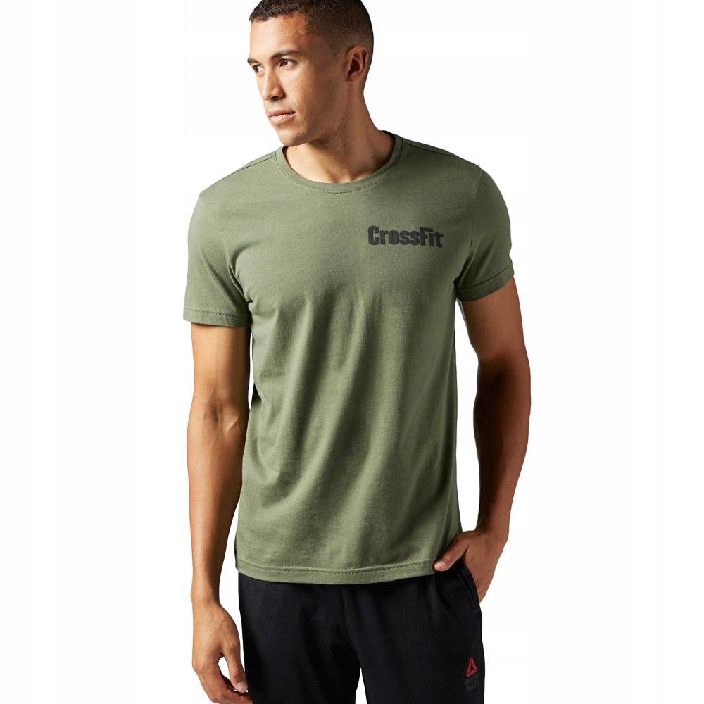 Koszulka Reebok CF Athena męska na siłownie M