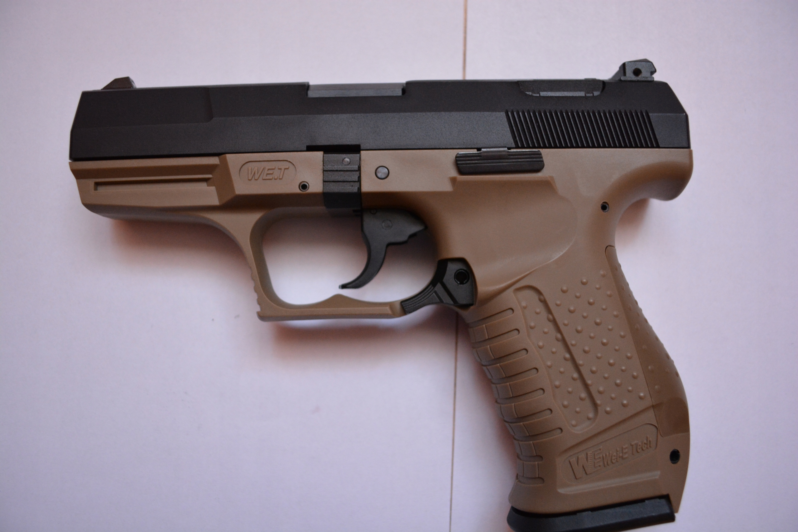 Walther P99 WE ASG