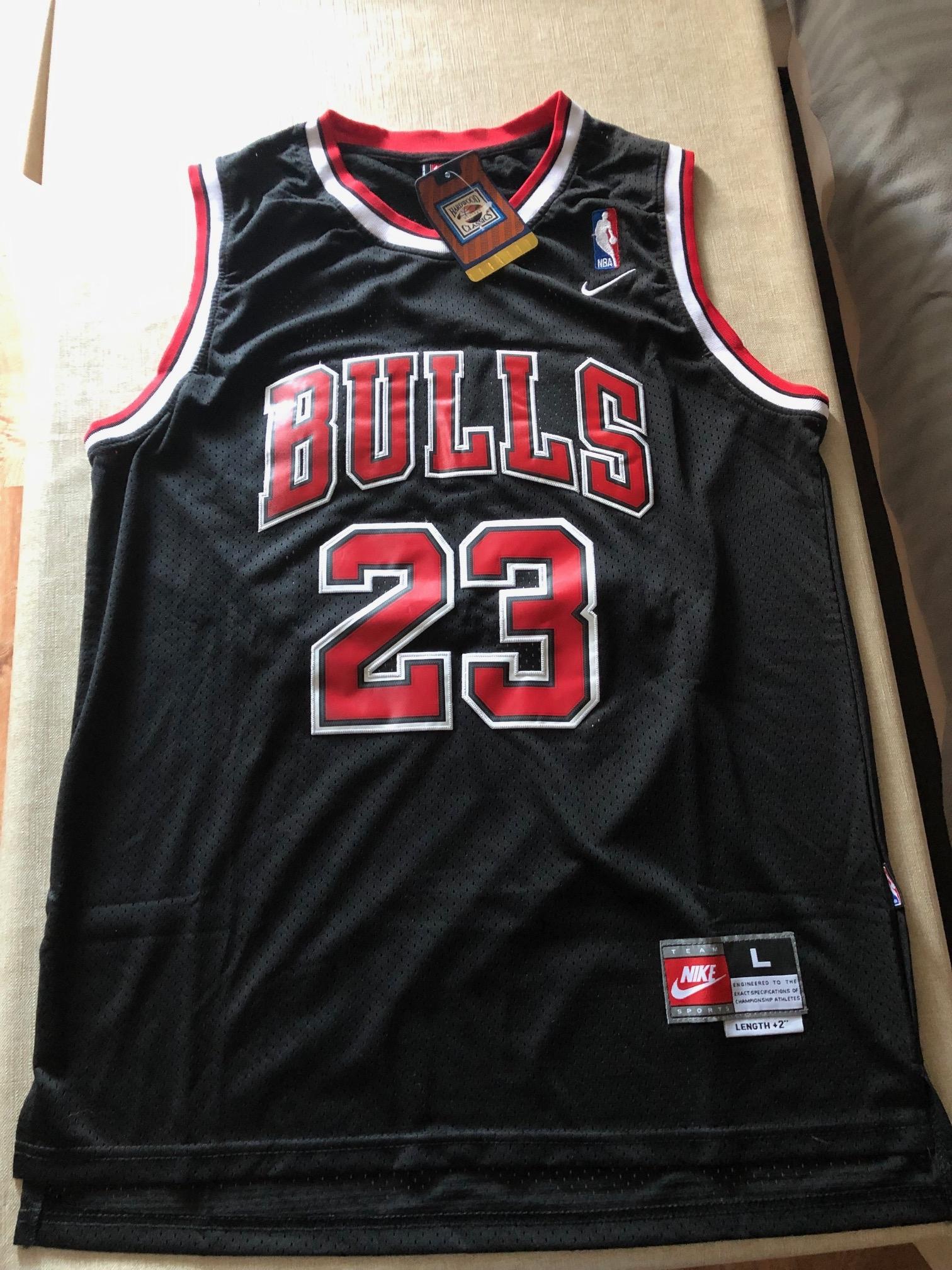 Koszulka Retro NBA Chicago Bulls 23 Jordan r. L