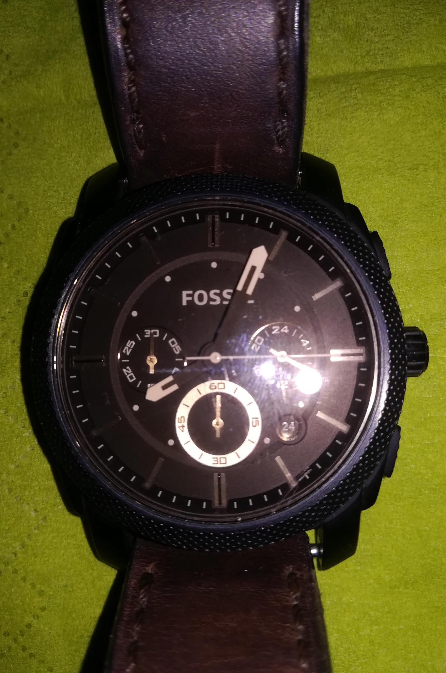 Zegarek męski marki Fossil