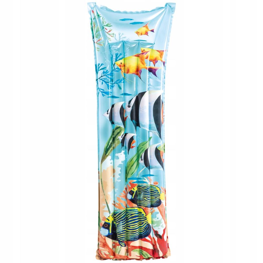 Materac do pływania dmuchany plażowy INTEX 59721