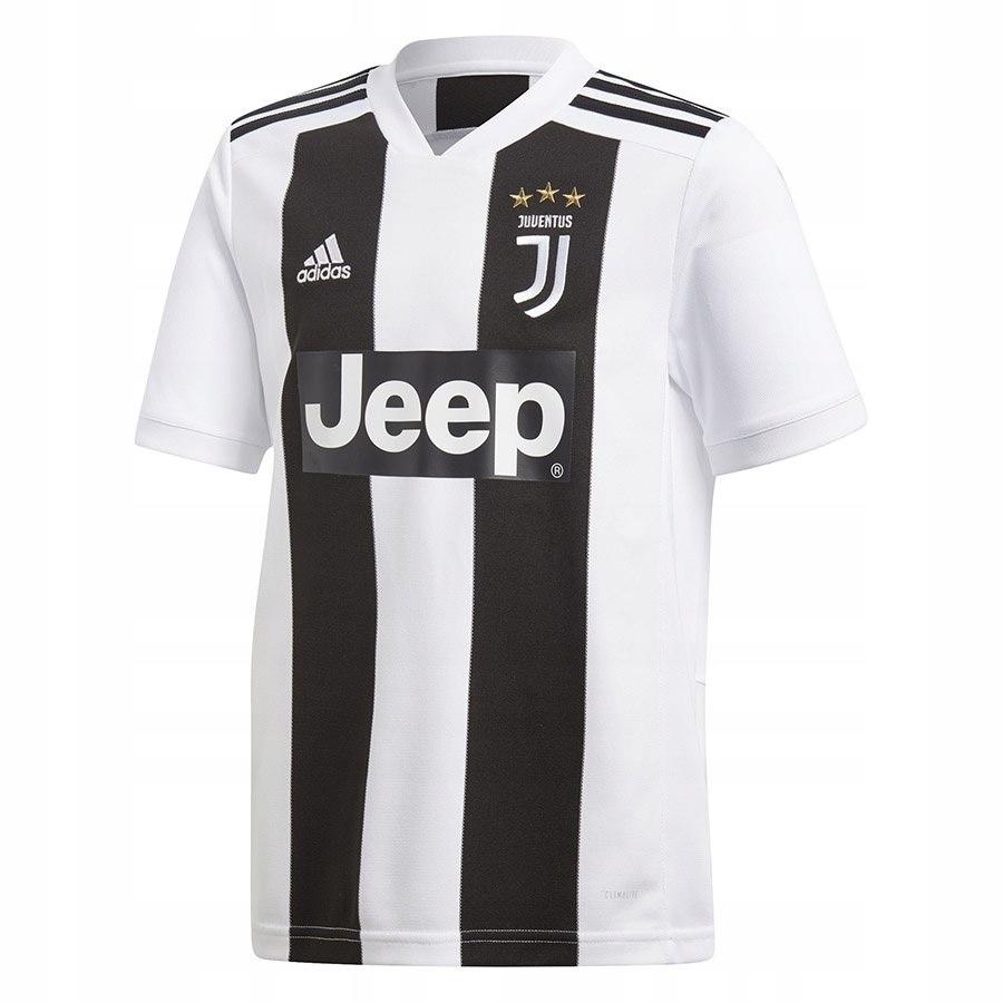 Koszulka adidas JUVE Home JSY Y 128 cm CF3496 140