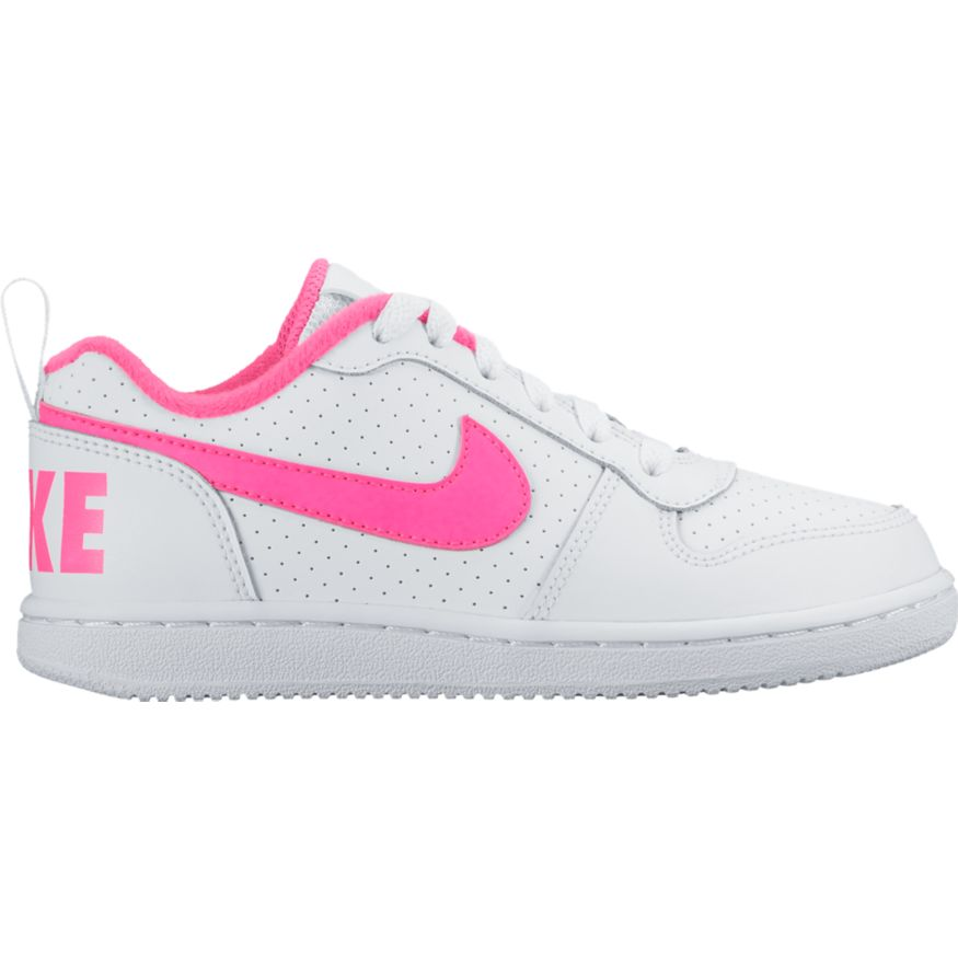 Nike Court Borough Low PS 845105-100 # 28 GRATIS !