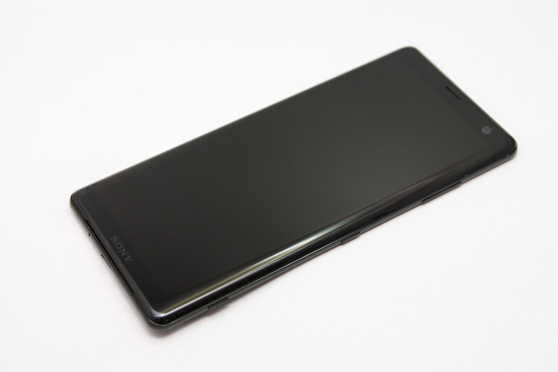 SONY XZ3 WYŚWIETLACZ LCD DIGITIZER Z RAMKĄ CZARNY