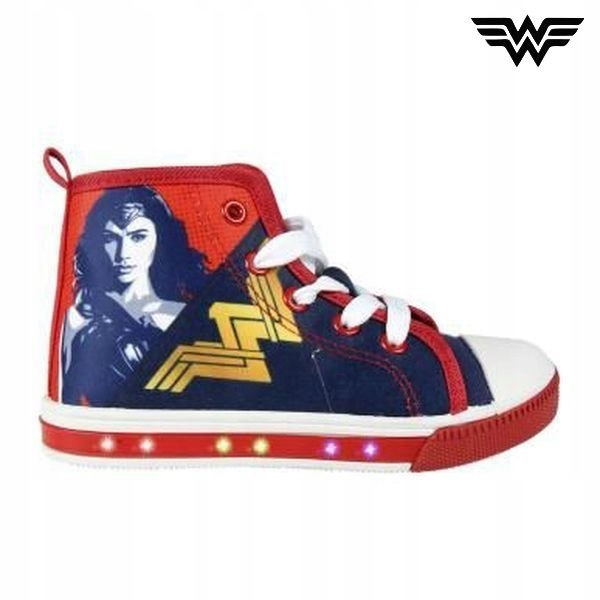 Buty sportowe Casual z LED Wonder Woman 4905 (rozm
