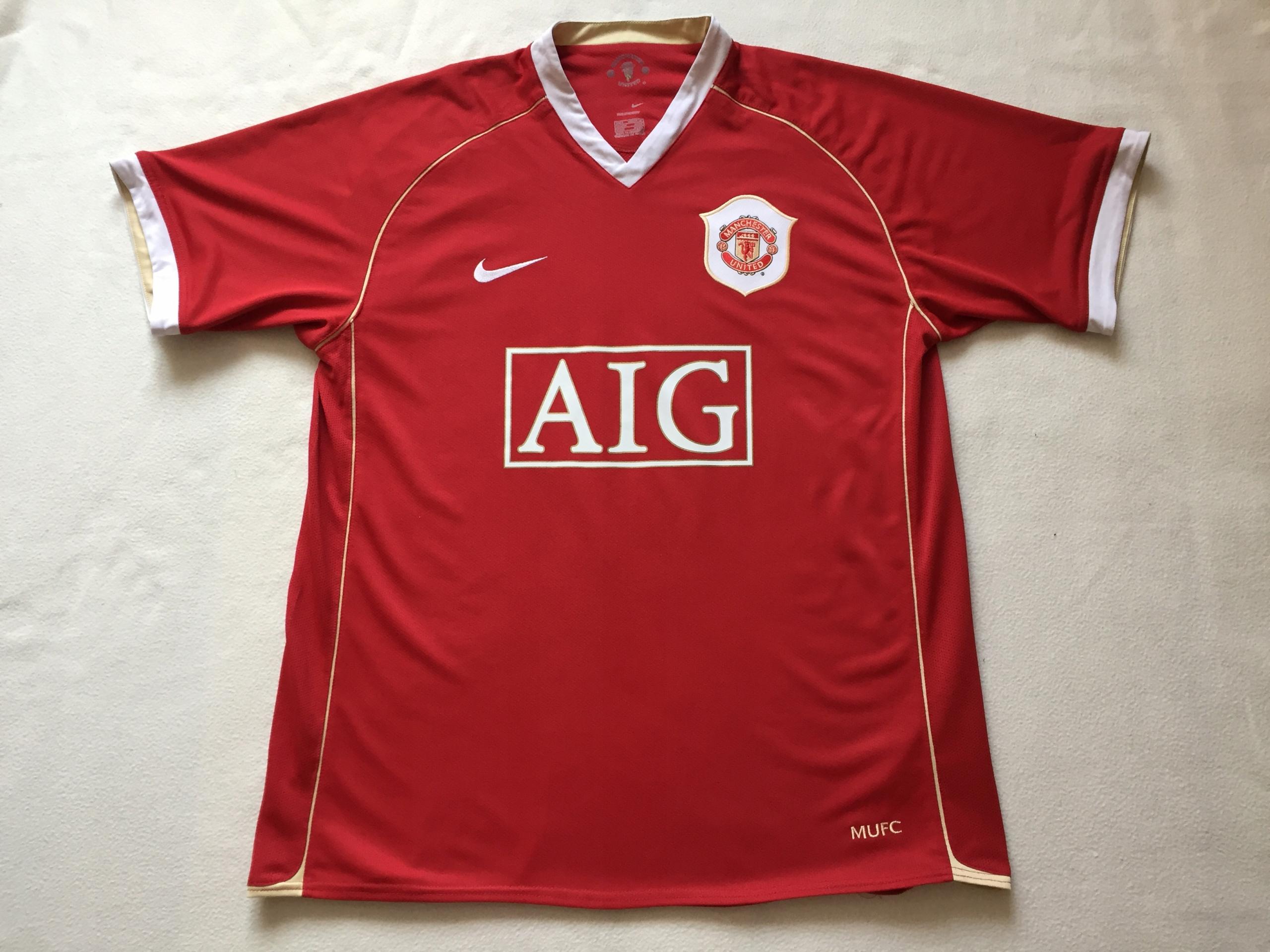 Koszulka Manchester United - rozmiar L