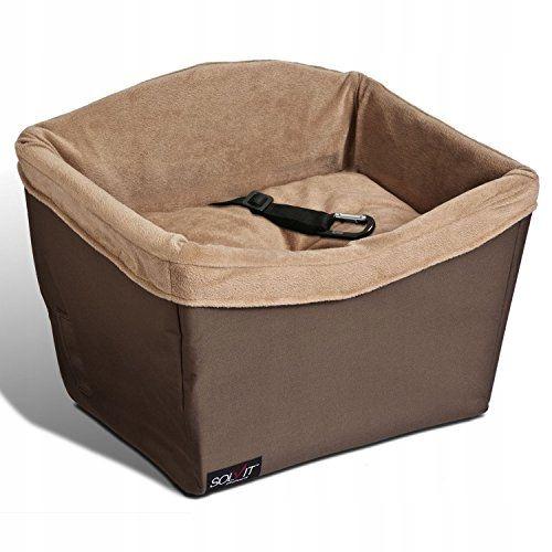 389E11 Fotelik samochodowy PetSafe dla psa i kota