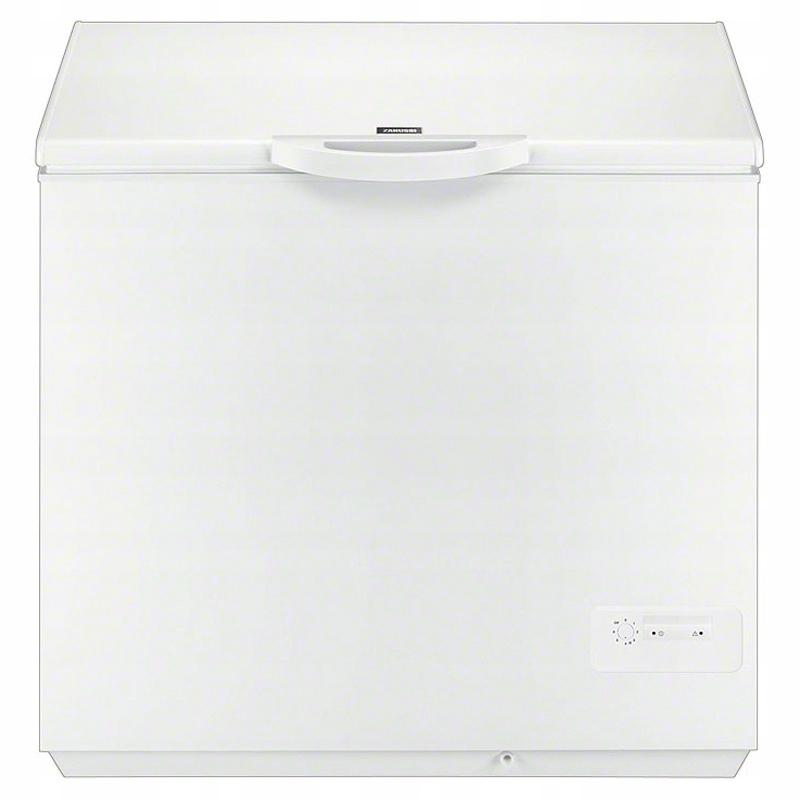 Zamrażarka skrzyniowa ZANUSSI ZFC 26400WA A+ biała