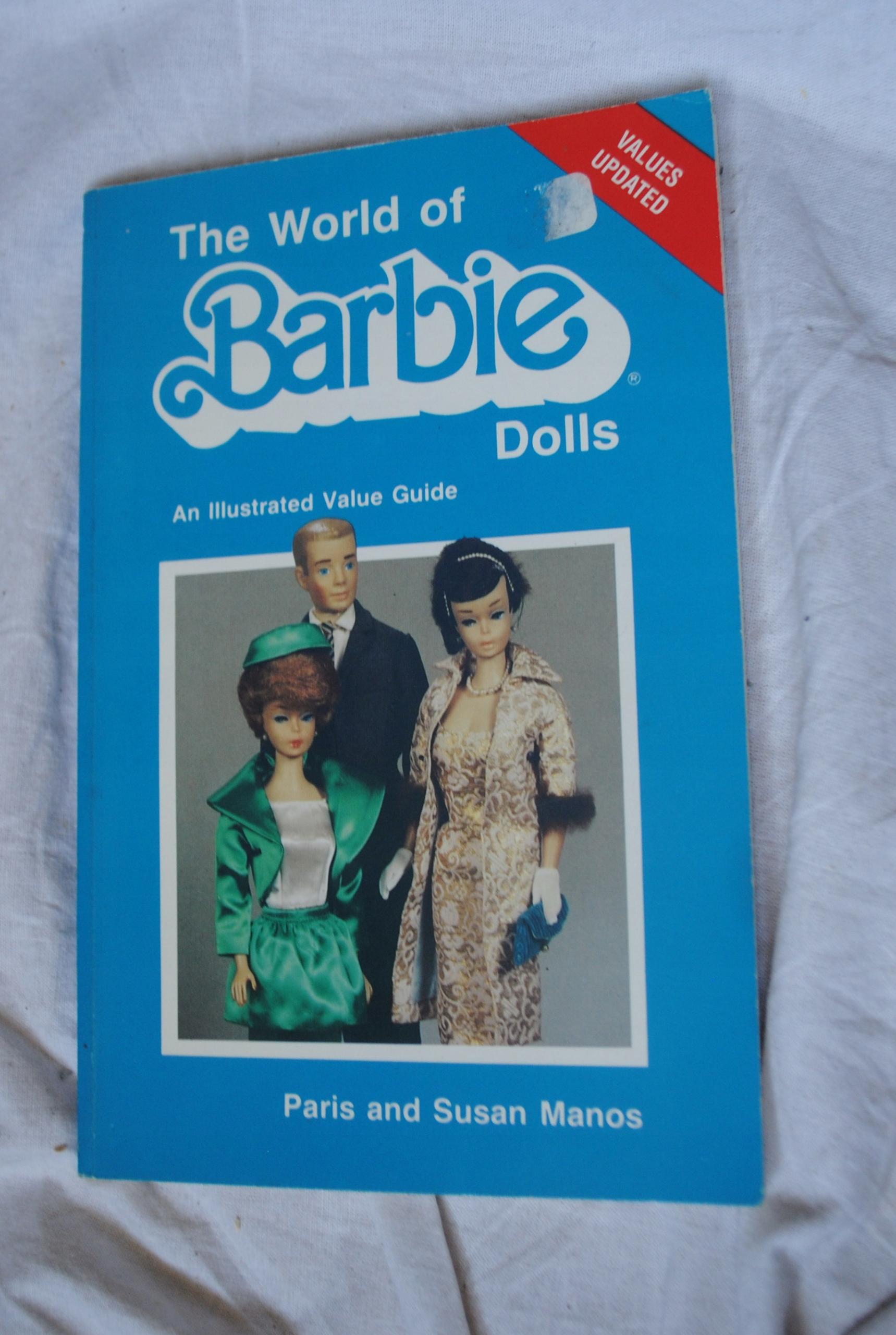 katalog THE WORLD OF BARBIE DOLLS - PARIS MANOS
