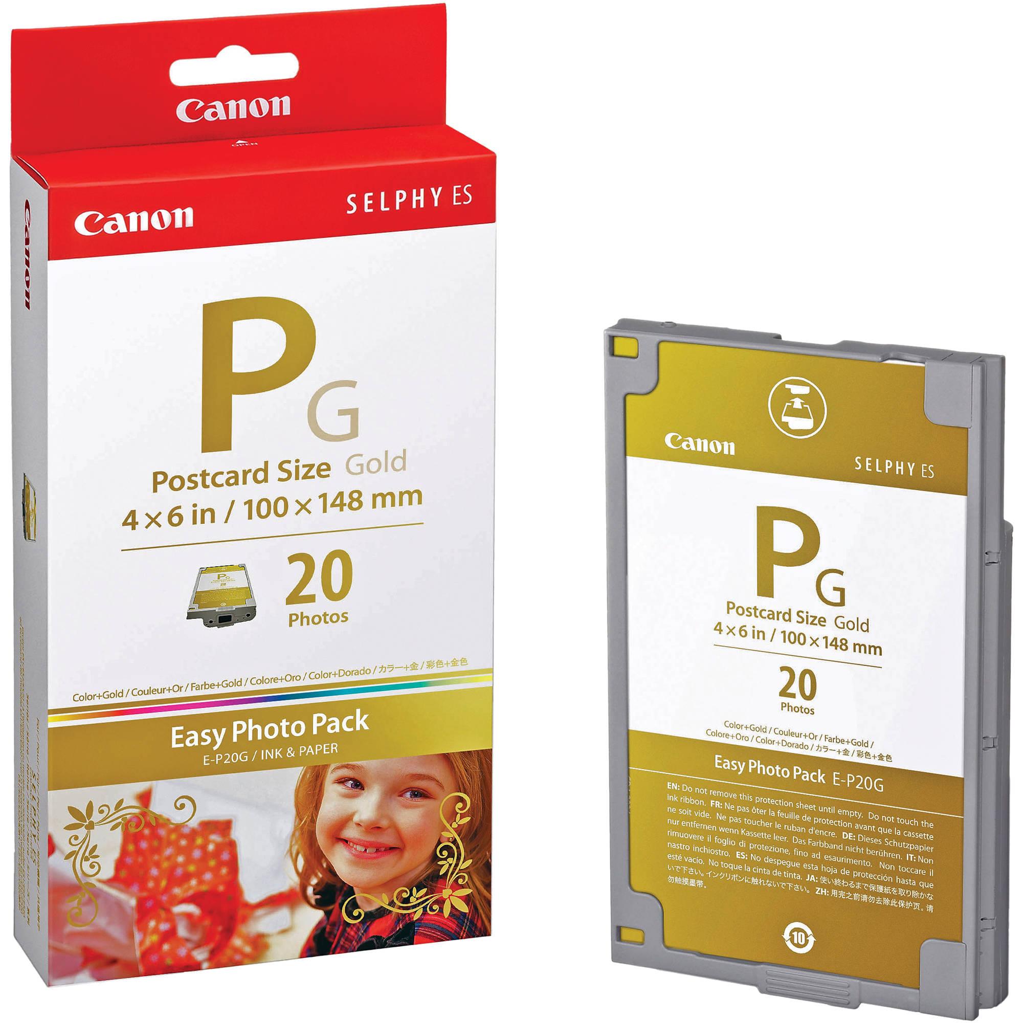 PAPIER CANON E-P20G DO CANON ES-30 ES40