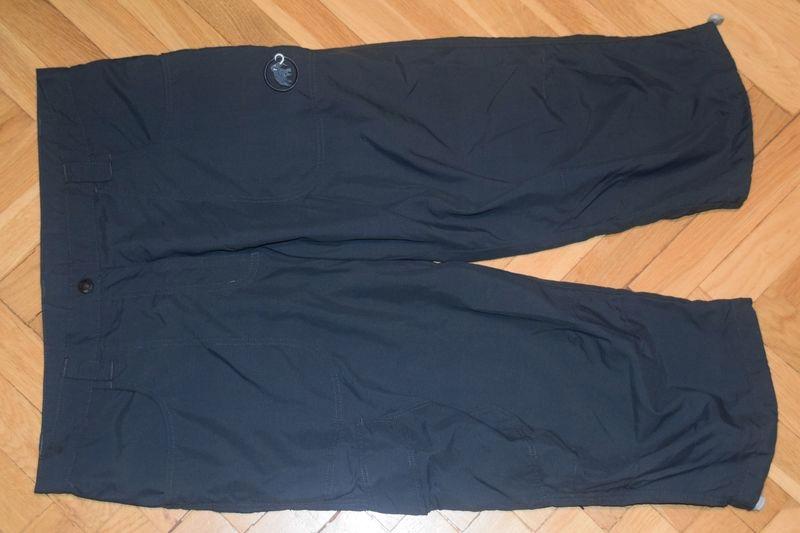 MAMMUT damskie spodnie trekkingowe 3/4 ~ L / XL