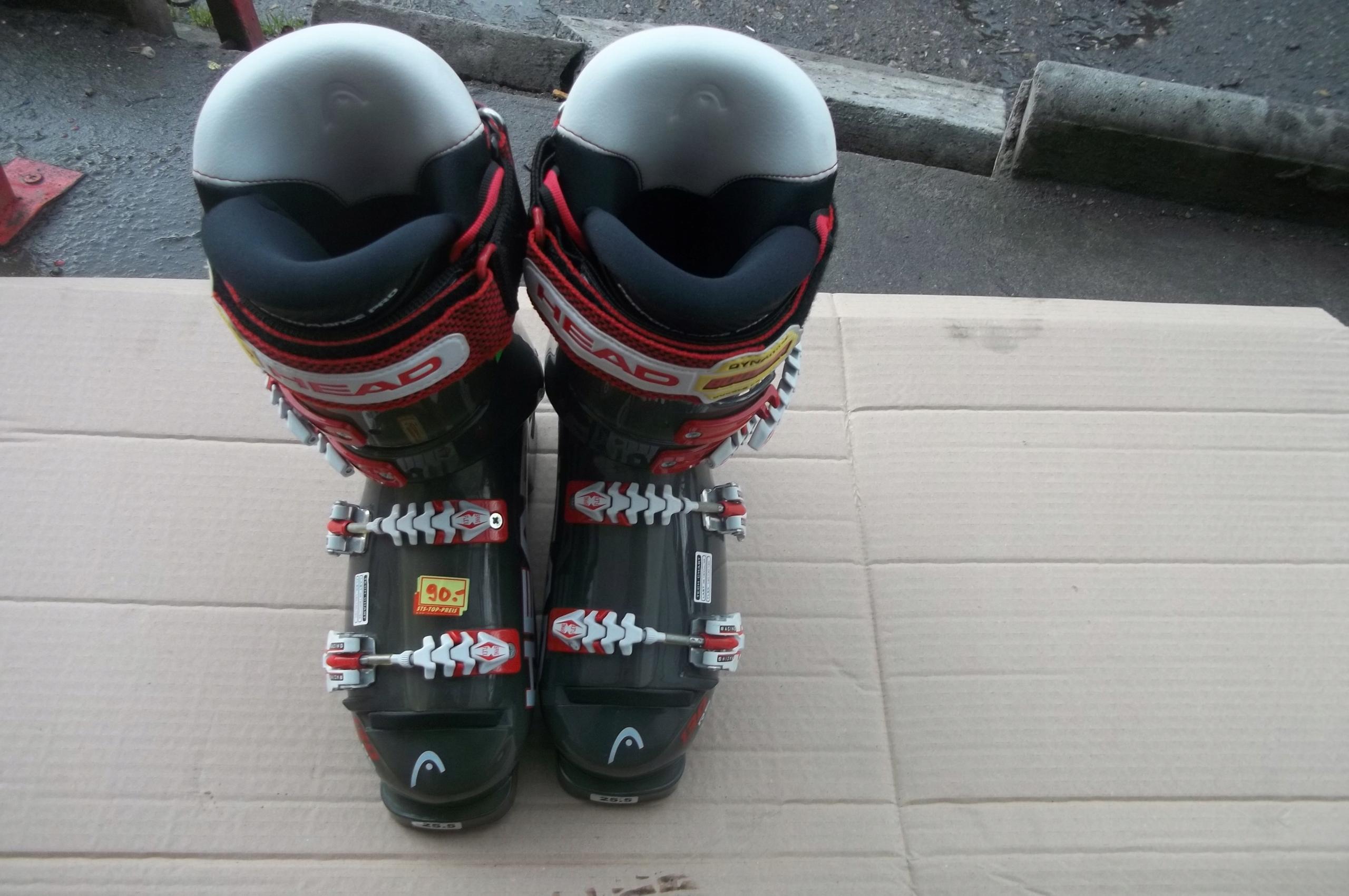 nr 644 Nowe buty narciarskie head raptor rs 25.5
