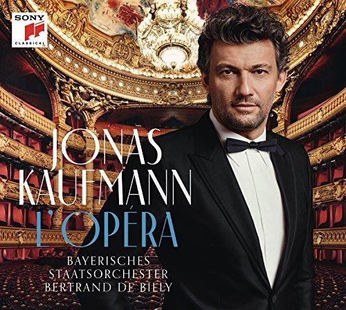 CD Kaufmann, Jonas - L`opera -Deluxe-