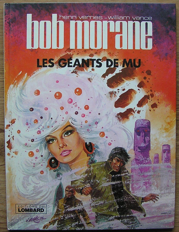BOB MORANE LES GEANTS DE MU 1975