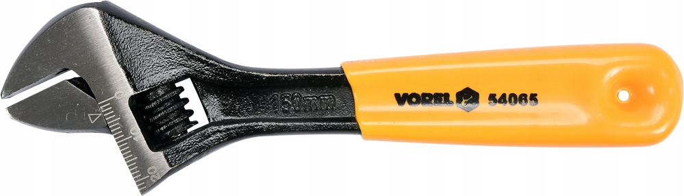Klucz nastawny 150mm gumowany uchwyt VOREL 54065