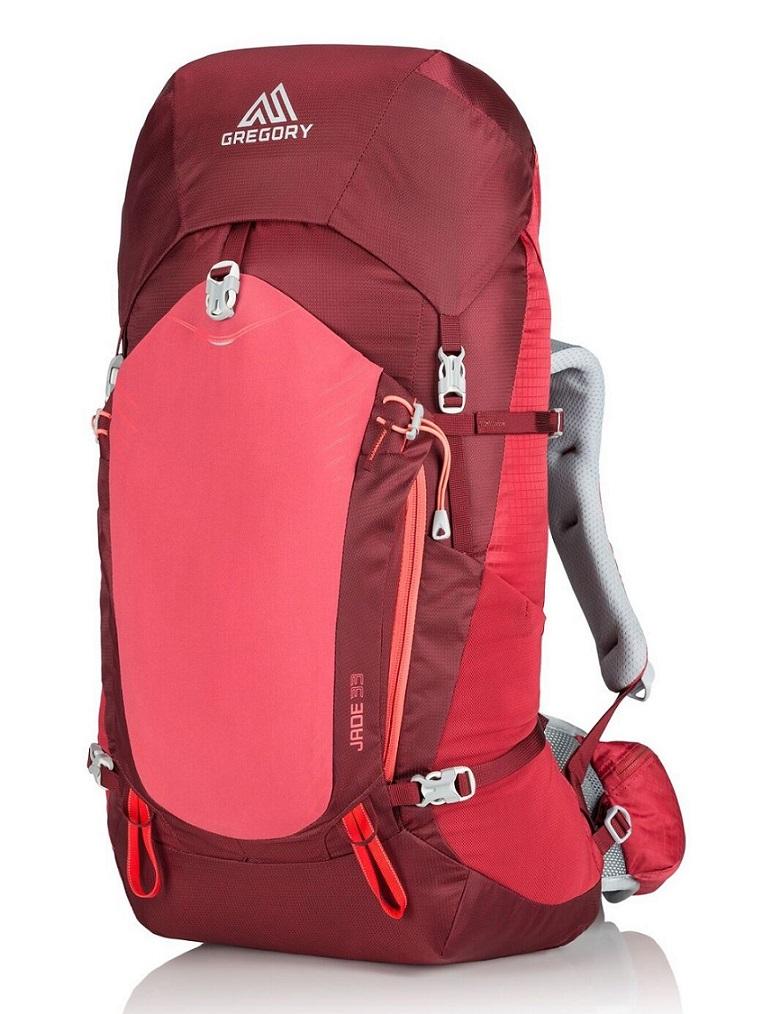 Plecak damski Gregory JADE 33 - RUBY RED/ M